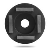 Алмазная шлифовальная фреза Messer тип H 16/18 для грубой шлифовки (4 сегмента)