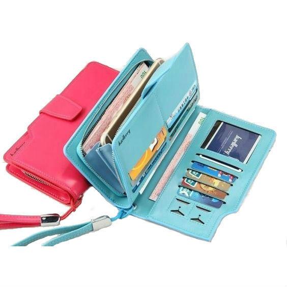 Подарки для женщин Женский кошелёк-клатч Baellerry 81f32f2a6c8b556ff234a51fbaef44d7.jpg