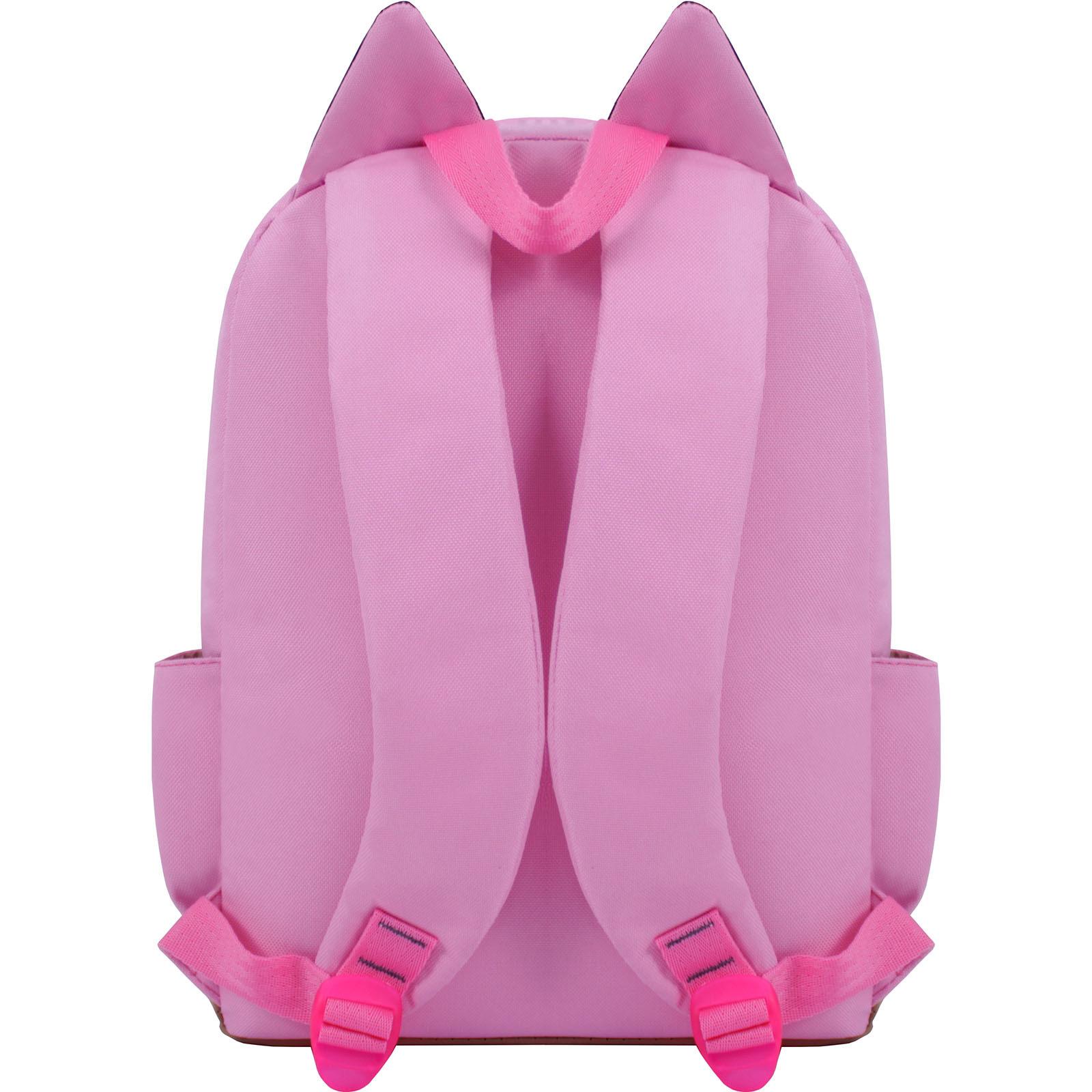 Рюкзак Bagland Ears розовый (0054566) фото 3