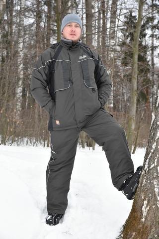 Canadian Camper BEAVER, цвет grey
