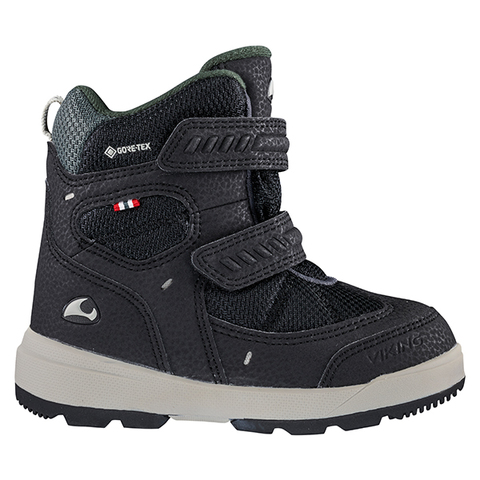 Ботинки Viking Toasty II GTX Black/Charcoal