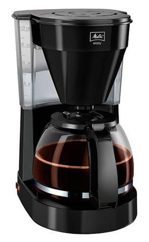 Кофеварка капельная Melitta Easy II 1050Вт черный