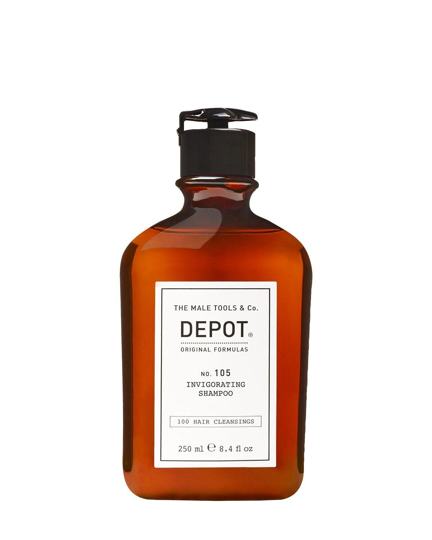 Оживляющий шампунь для волос no.105