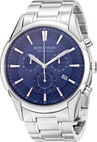Наручные часы Romanson TM5A21HMW(BU)