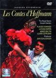 Placido Domingo, Luciana Serra, Agnes Baltsa, Ileana Cotrubas / Jacques Offenbach: Les Contes D'Hoffmann (RU)(DVD)