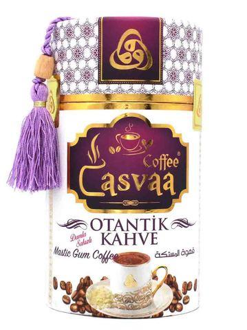 Турецкий кофе молотый с добавлением мастики, Casvaa, 250 г