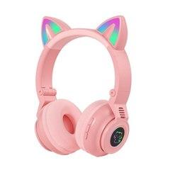 Qulaqcıq / Наушники / Headphones STN -28 Cat (pink)