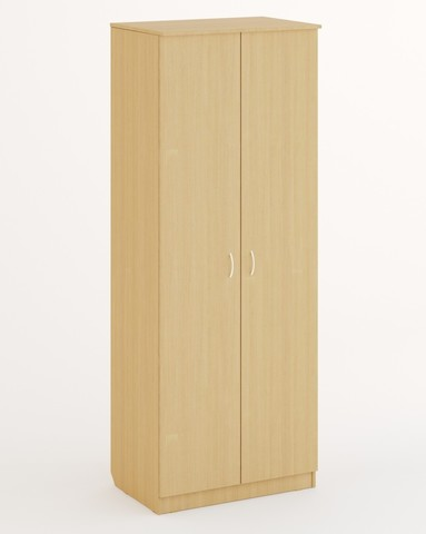 Шкаф ШК-18 дуб беленый