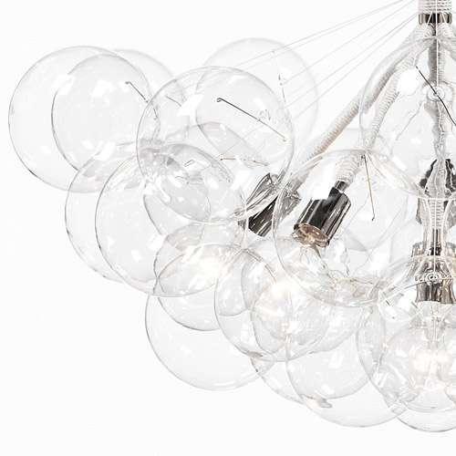Подвесной светильник копия Bubble X-Large by Pelle (белый)
