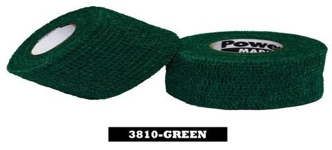 Лента для рукоятки BlueSport powerflex 25ммх4,57м зеленая