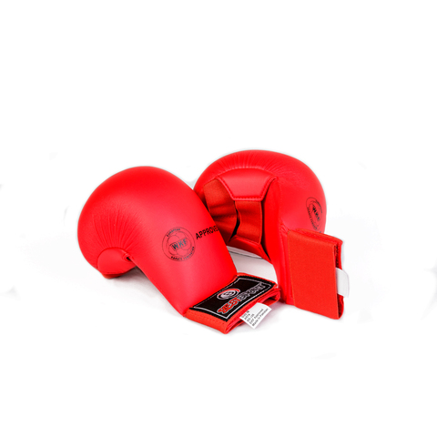 Накладки для каратэ WKF без пальца.