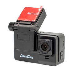 Видеорегистратор AdvoCam-FD Black- III GPS+ГЛОНАСС