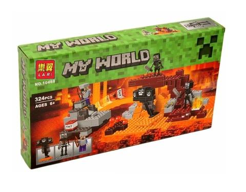 Конструктор My World 10469 Иссушитель