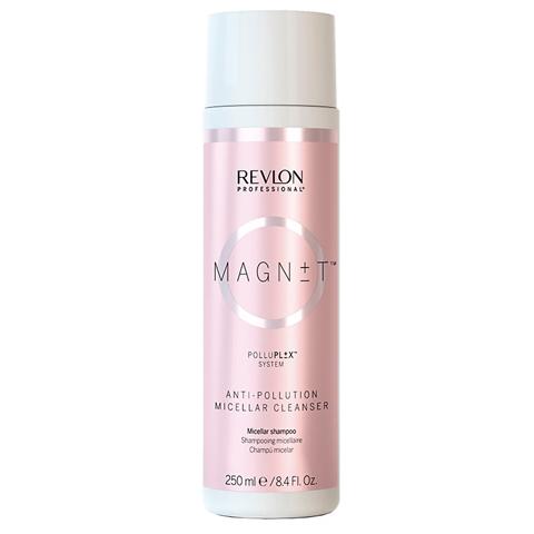 REVLON Magnet: Мицеллярный шампунь для волос (Anti-Pollution Micellar Cleanser), 250мл/1л