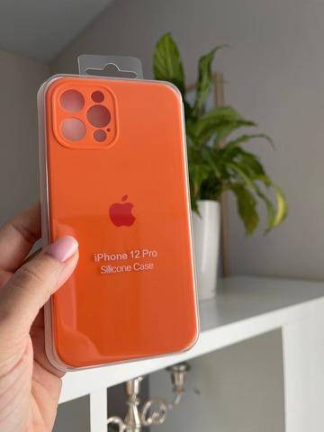 iPhone 12 Pro Silicone Case Full Camera /kumquat/