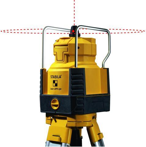 Нивелир лазерный ротационный Stabila LAPR 150 (арт. 17658)