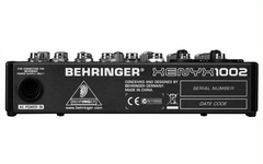 Аналоговые Behringer 1002