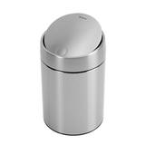 Ведро для мусора с крышкой SLIDE (5л), артикул 477546, производитель - Brabantia, фото 4