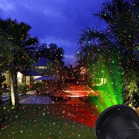 лазер проектор гирлянда