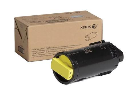 Картридж Xerox 106R03886 желтый