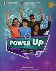 Power Up 6 Activity Book With Online Resources ...