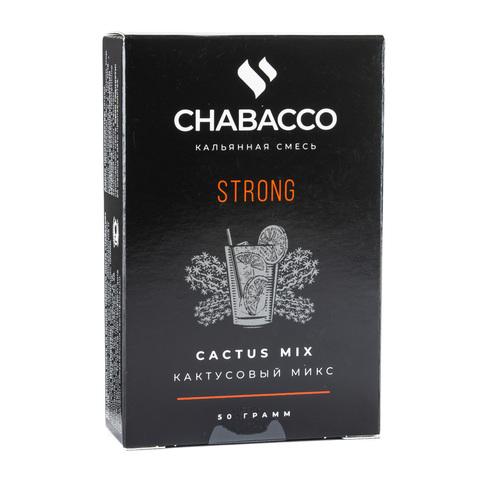Чайная смесь Chabacco Strong 50 г - Cactus Mix (Кактусовый микс)