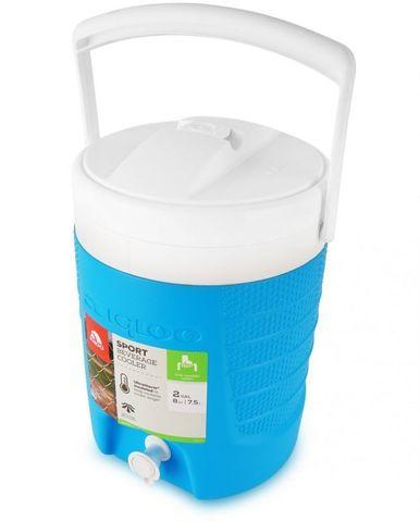 Изотермический контейнер (термобокс) Igloo 2 Gal Sport (7 л.), синий
