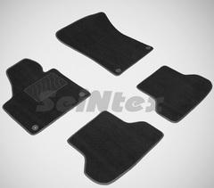 Ворсовые коврики LUX для AUDI A3 (с 2012 г.)