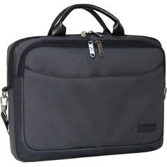 Сумка для ноутбука Bagland Fremont 11 л. Чёрный (00427169)