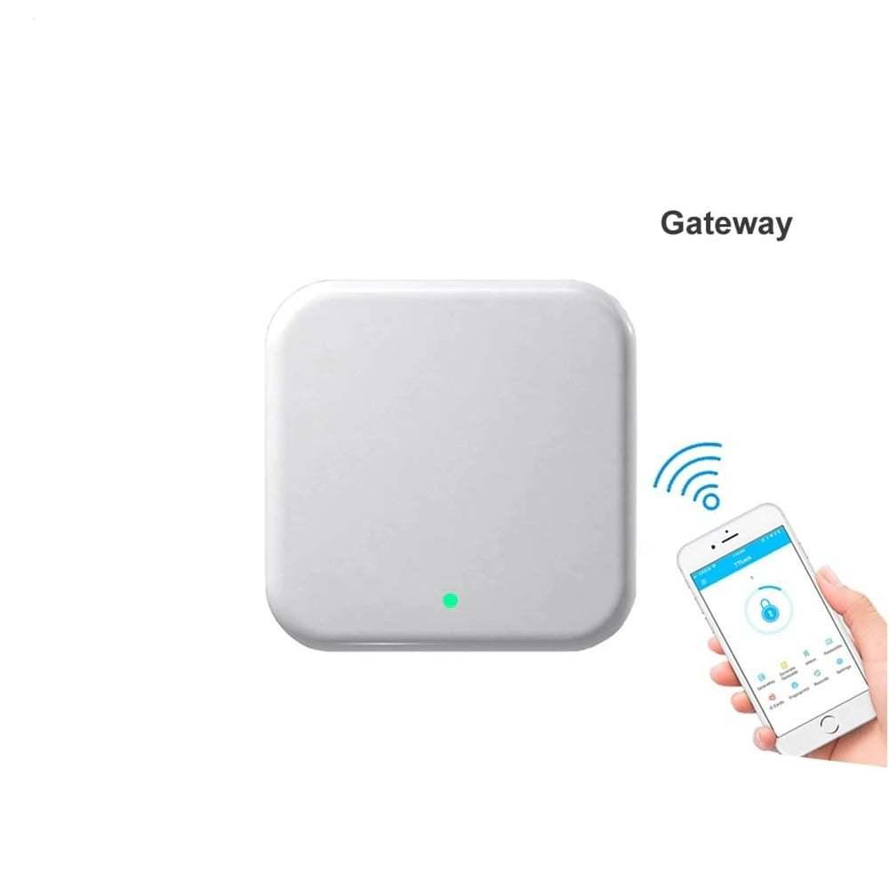 Wi-Fi & Bluetooth kontroller ukselukkudele iNOVO