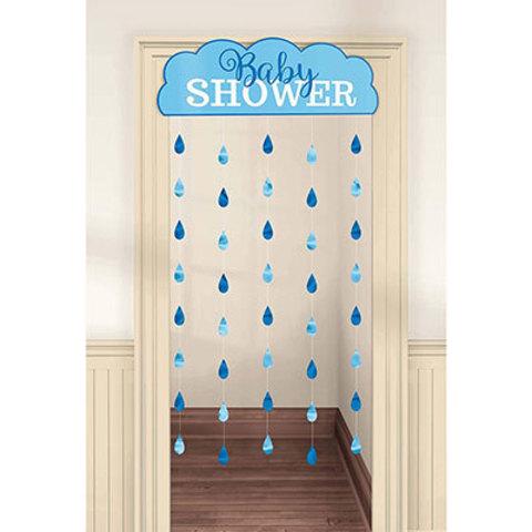Украшение на дверь Baby Shower Мальчик