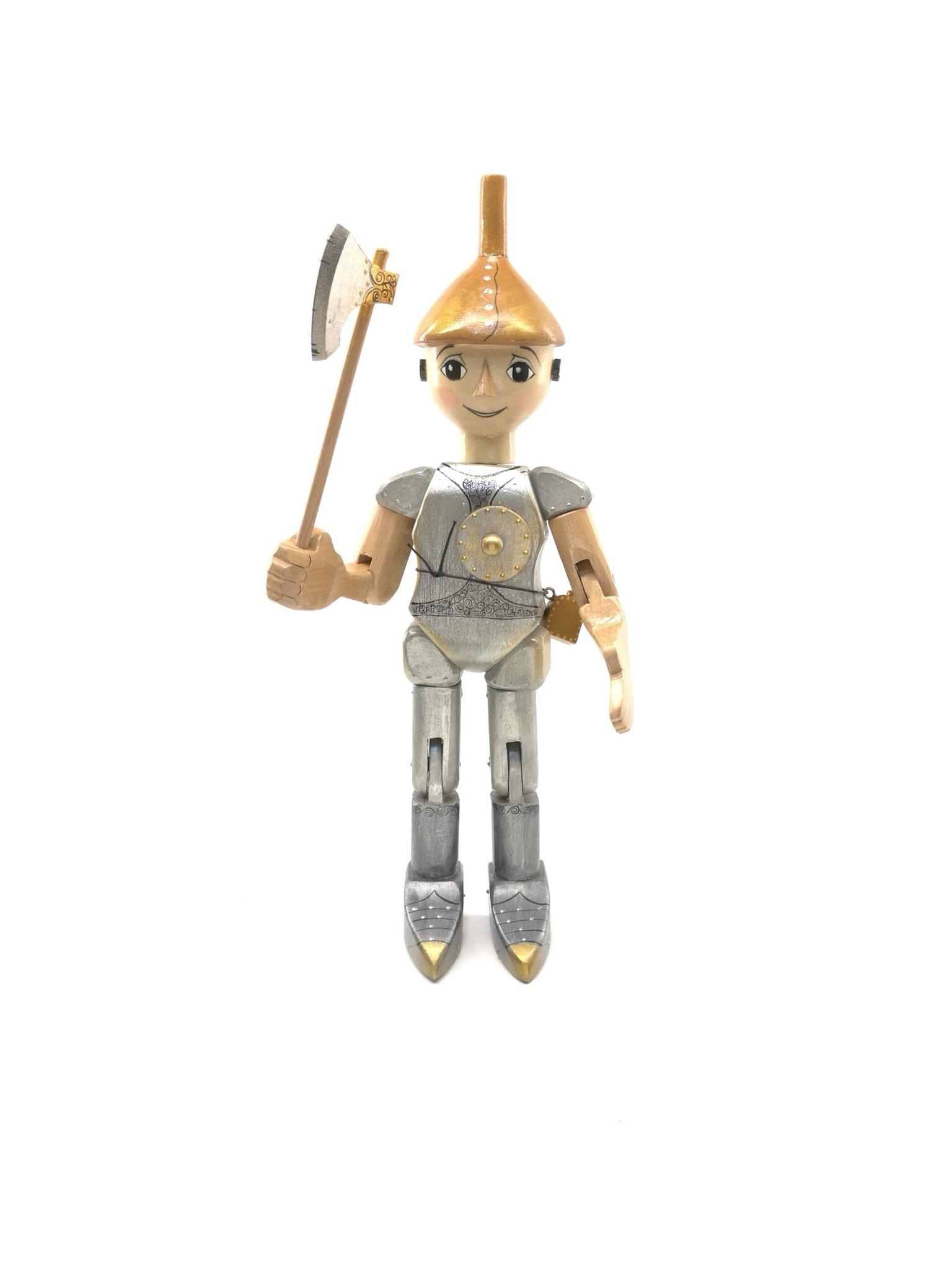 Подвижная игрушка   Железный дровосек