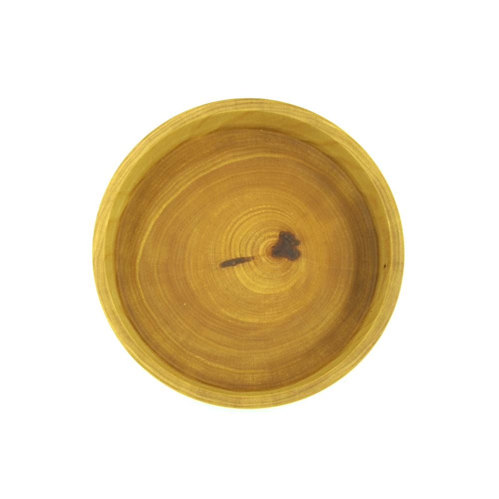 Деревянная тарелка, ДП1012