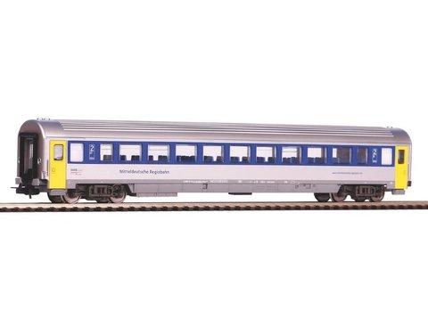 Пассажирский вагон IC MRB VI