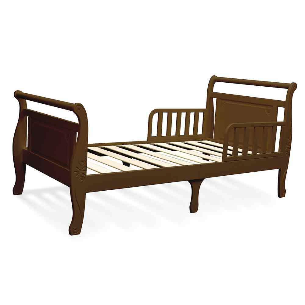Кровать подростковая Феалта-baby Нева, шоколад