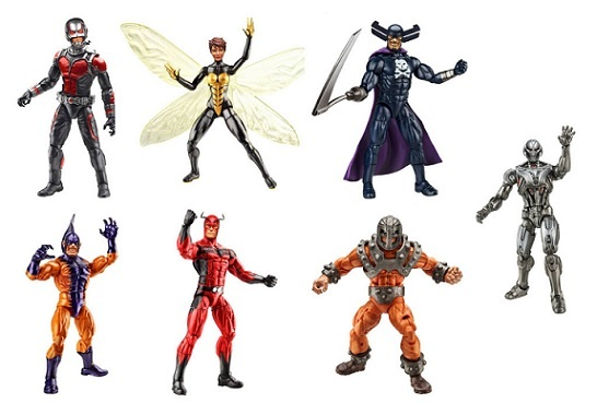 Marvel Legends — Ant-Man Series 01