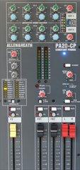Аналоговые с усилителем Allen&Heath PA20-CP