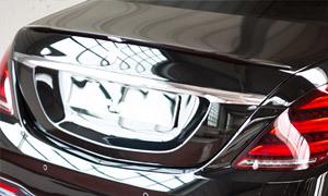Обвес Lorinser для Mercedes S-class W222