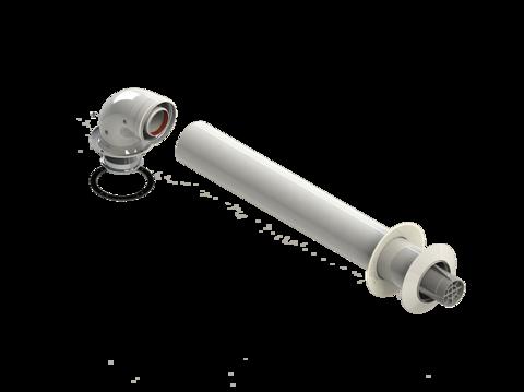 Комплект коаксиальный диам. 60/100L (N) RTF11.006 - RoyalThermo