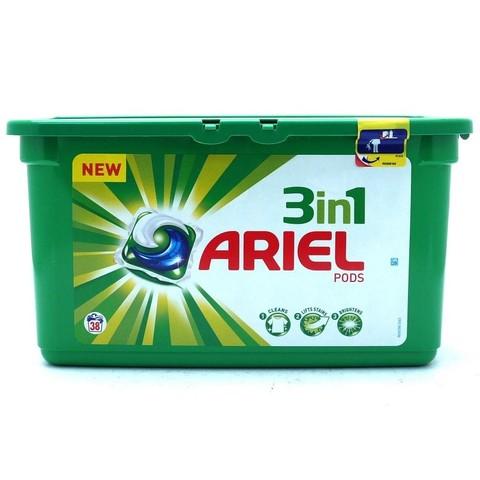 Капсулы для стирки Ariel 3 в 1 PODS 38 шт.
