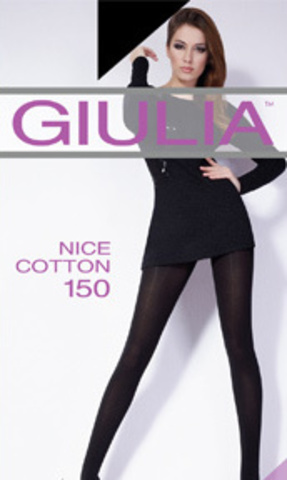 Колготки Giulia Nice Cotton 150