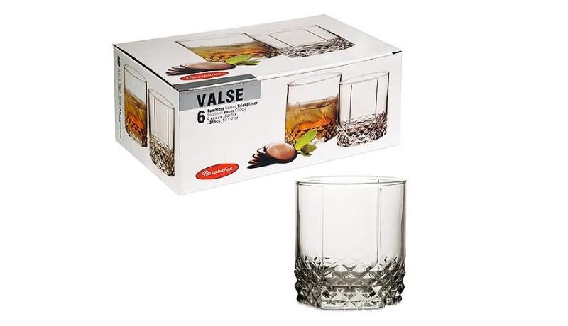 Стакан стеклянный Pasabahce Valse 315ml  6 шт. 42945-6
