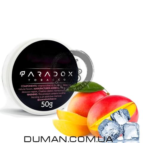 Табак Paradox Ice Mango (Парадокс Лед Манго) | 50g
