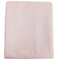 Папитто. Наматрасник махровый, 125х65 см, розовый