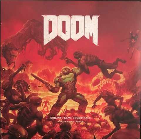 OST – Doom (Video Game)