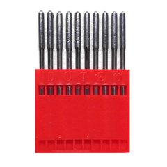 Фото: Dotec 134LL  № 130 иглы для кожи с левой заточкой для  швейных машин челночного стежка