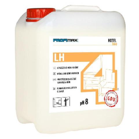 Средство для чистки мебели и кожи Lakma Profimax LH4 5 л