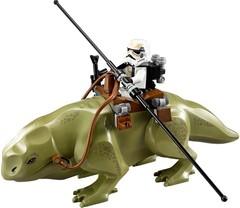 Звездные войны Дьюбэк и Песчаный штурмовик минифигурки