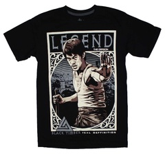 BTB Bruce Lee Legend the Dragon — Футболка Брюс Ли