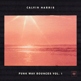 Calvin Harris ‎/ Funk Wav Bounces, Vol. 1 (RU)(CD)